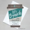 Coffee Cup Invitation