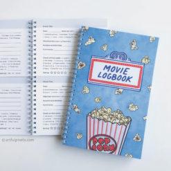Movie Logbook movie ratings journal