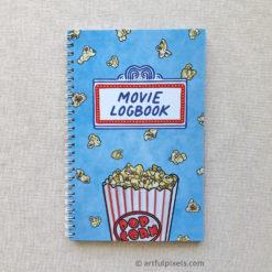 Movie Rating Logbook Journal