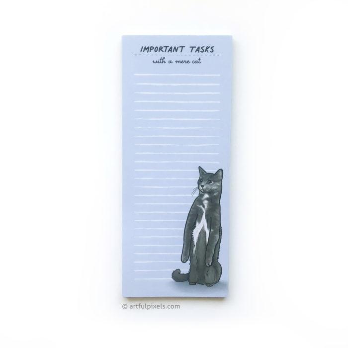 Mere Cat Notepad